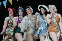 Miss Pinup New Zealand in association with Sailor Jerry Spiced Rum - Swimwear brought to you by Swanwear
