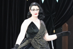 Miss Pinup New Zealand in association with Sailor Jerry Spiced Rum - Evening Wear brought to you by 19Black
